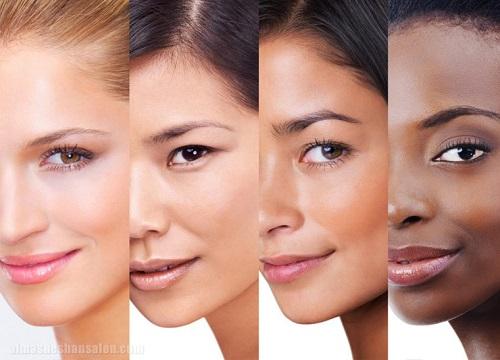 شدت عوارض لیزر به دستگاه و رنگ پوست شما بستگی دارد.