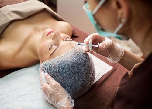 قسمت های قابل درمان با بوتاکس در کرج