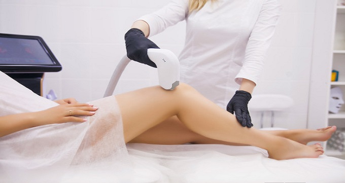 هزینه لیزر ساق پا